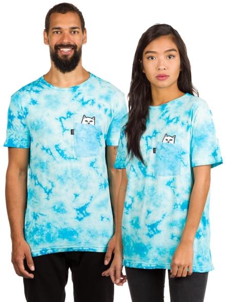 RIPNDIP Lord Nermal Pocket T-Shirt blauw