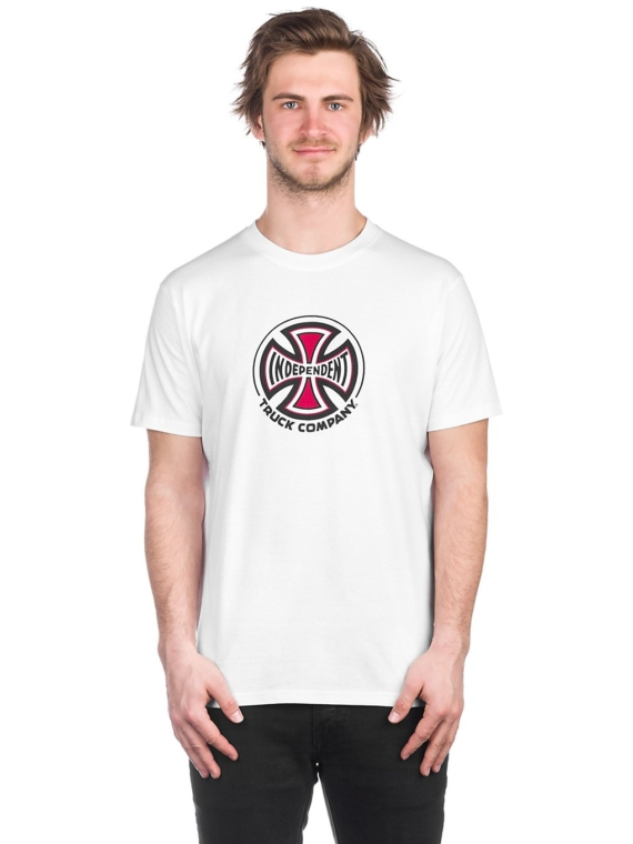 Independent Truck Co T-Shirt wit