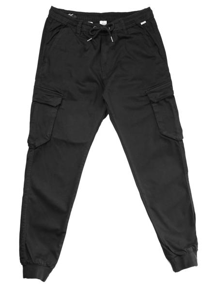 REELL Reflex Rib Cargo broek zwart
