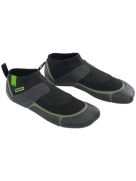 Ion Plasma slippers1.5mm NS Booties zwart