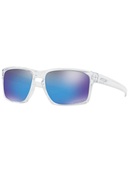 Oakley Sliver Polished Clear zwart