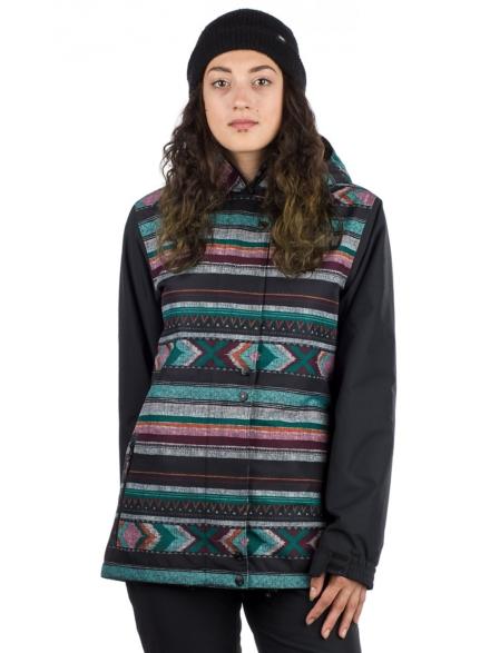 Aperture Cannon Ski jas zwart