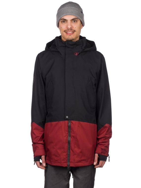 Volcom Pat Moore 3-In-1 Ski jas rood