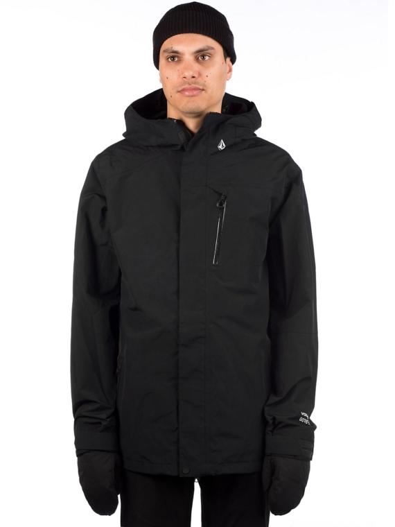 Volcom L Gore-Tex Ski jas zwart