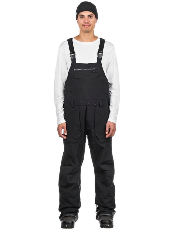Volcom Rain Gore-Tex Bib broek zwart
