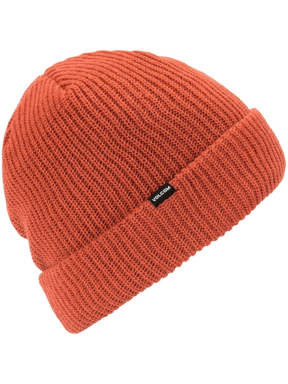 Volcom Sweep Lined Beanie oranje