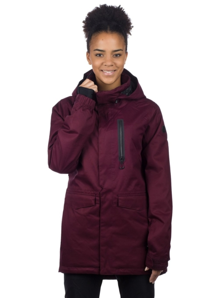 Volcom Shelter 3D Strch Ski jas rood