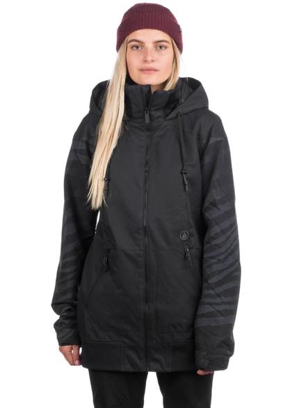 Volcom Meadow Insulator Ski jas zwart