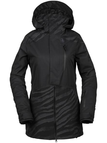 Volcom Pine 2L Tds Ski jas zwart