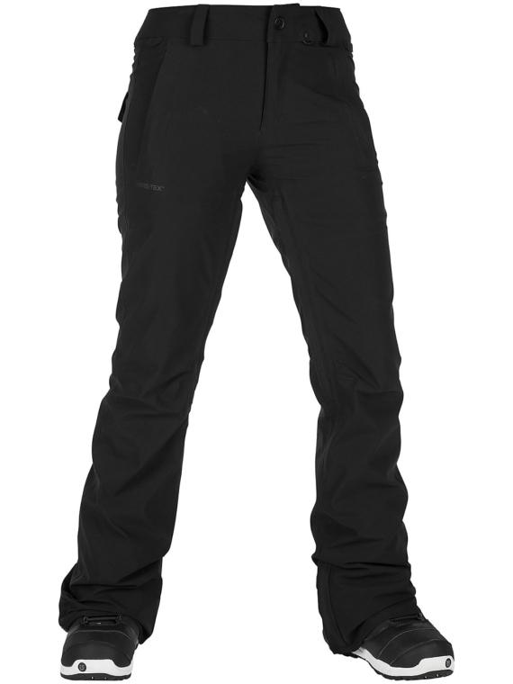 Volcom Flor Strtch Gore-Tex broek zwart