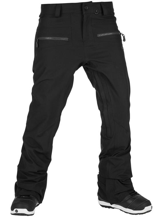 Volcom Iron Stretch broek zwart