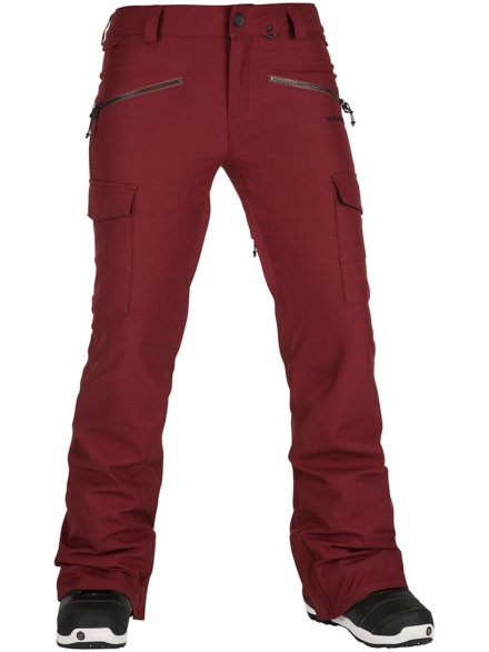 Volcom Mira broek rood