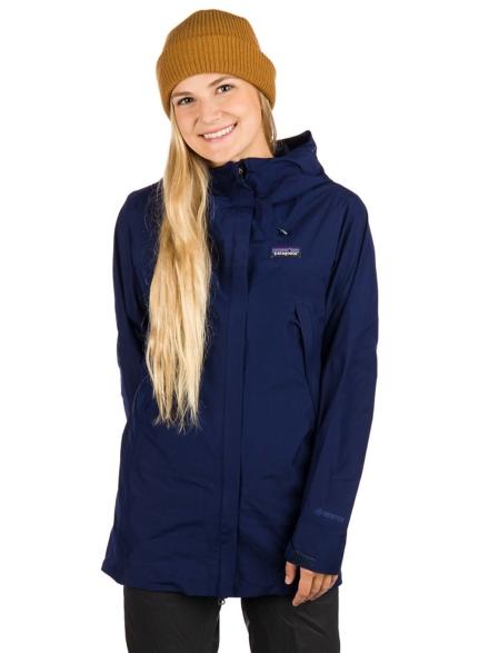 Patagonia Departer Ski jas blauw