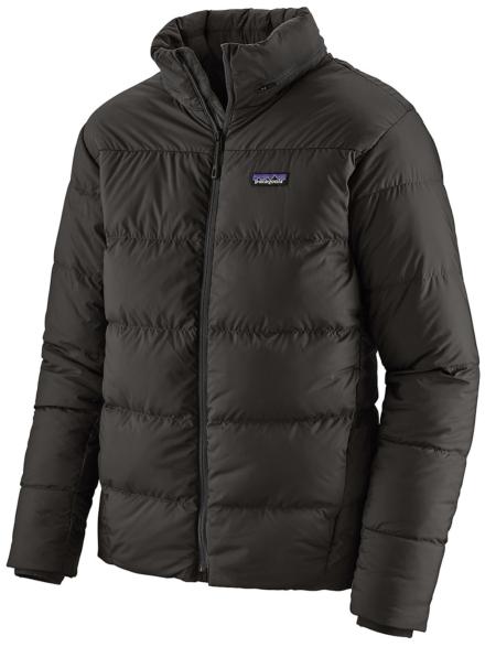 Patagonia Silent Down Ski jas zwart