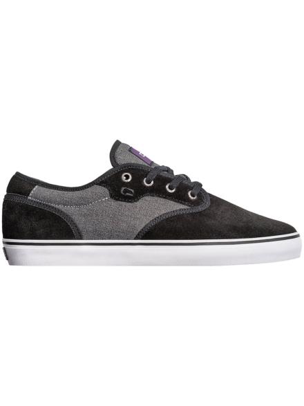 Globe Motley Sneakers zwart