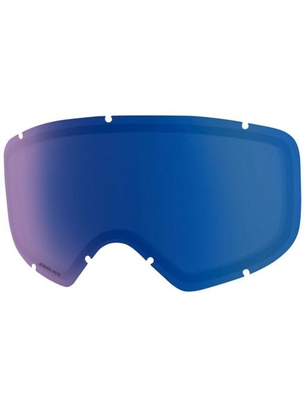 Anon Deringer Sonar Lens Sonar Blue blauw