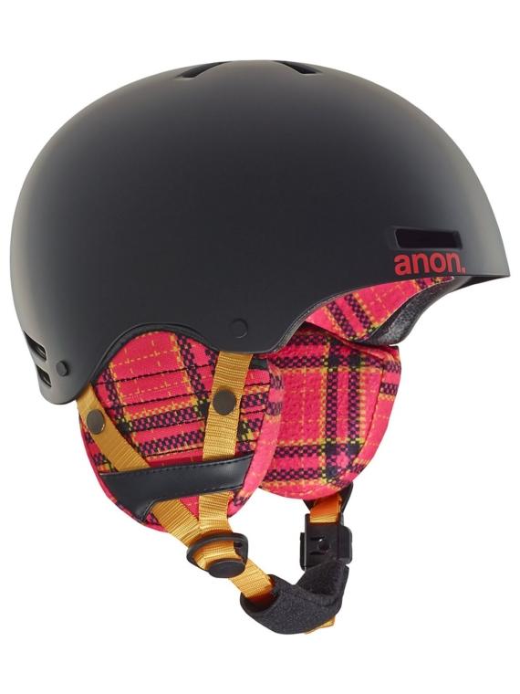 Anon Rime Snowboard Skihelm zwart