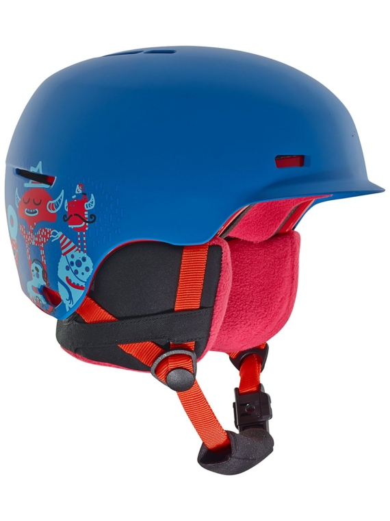 Anon Flash Snowboard Skihelm blauw
