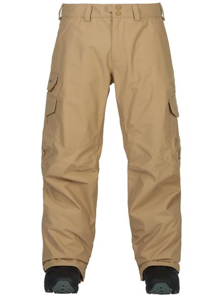 Burton Cargo Mid broek bruin