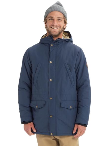 Burton Danning Trench Ski jas blauw