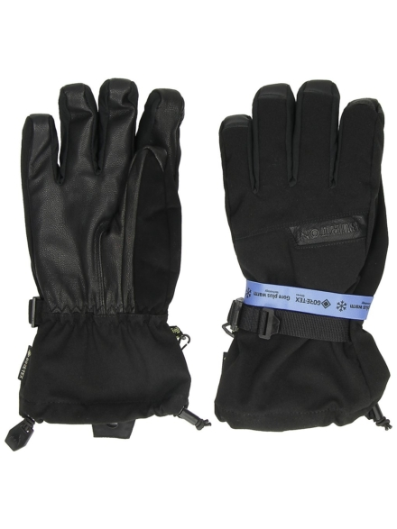 Burton Deluxe Gore-Tex handschoenen zwart