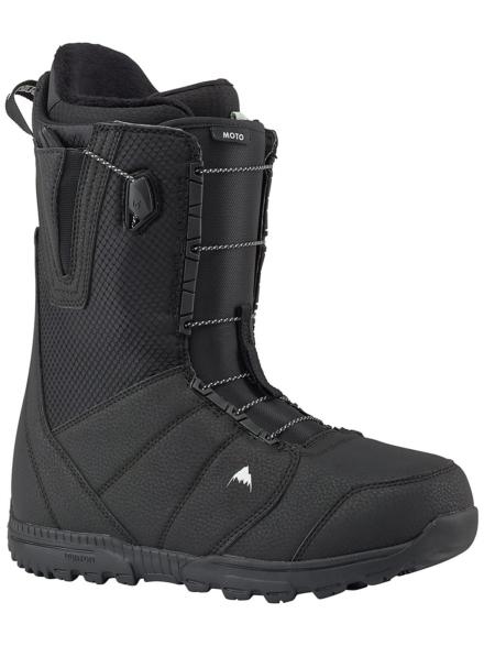 Burton Moto Snowboard Boots zwart