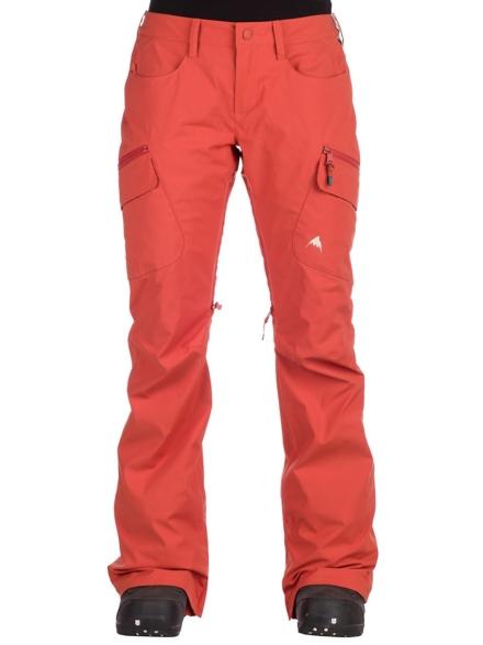 Burton Gore-Tex Gloria broek rood