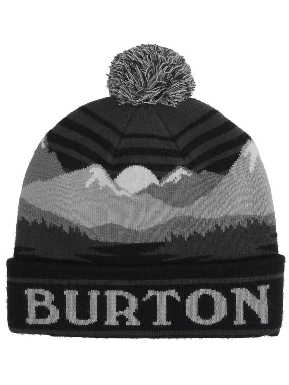 Burton Echo Lake Beanie zwart