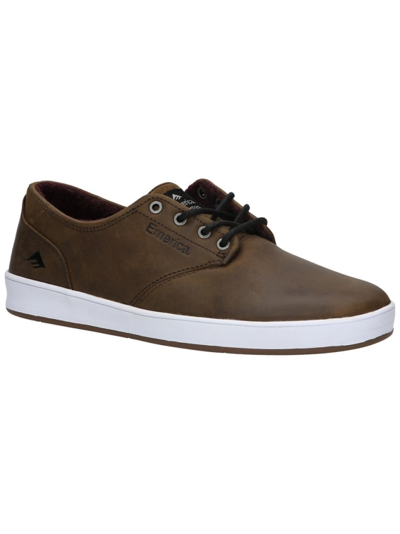 Emerica The Romero Laced Skate schoenen bruin