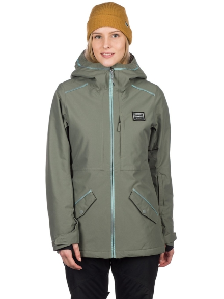 Billabong Jara Ski jas groen