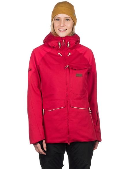 Rip Curl Harmony Ski jas rood