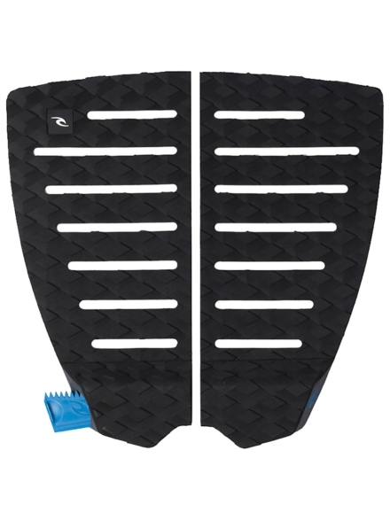 Rip Curl 2 Piece DLX Traction Pad zwart