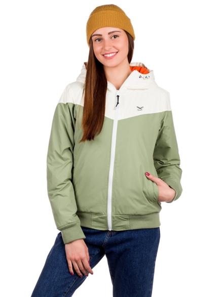 Iriedaily Sporty Spice Ski jas groen