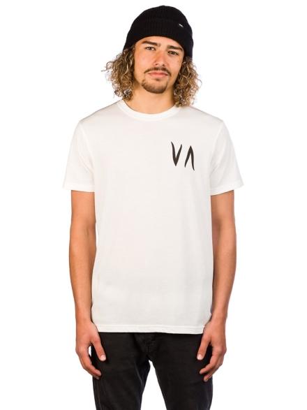RVCA Bear T-Shirt wit