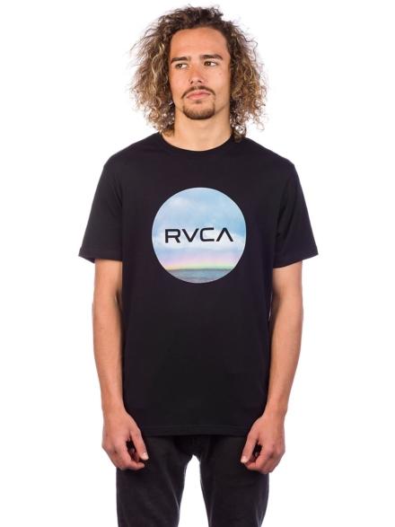RVCA Motors Standard T-Shirt zwart
