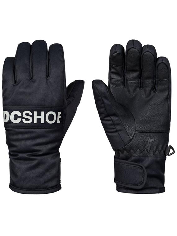 DC Franchise handschoenen zwart