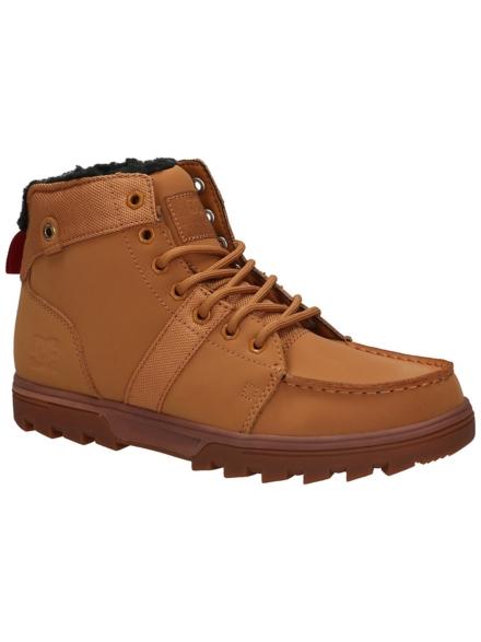 DC Woodland schoenen bruin
