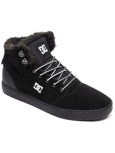 DC Crisis High WNT schoenen zwart