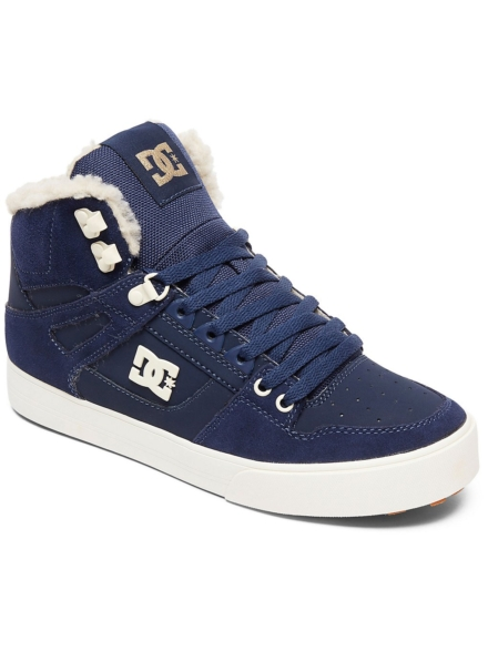 DC Pure HT WC Wnt schoenen blauw