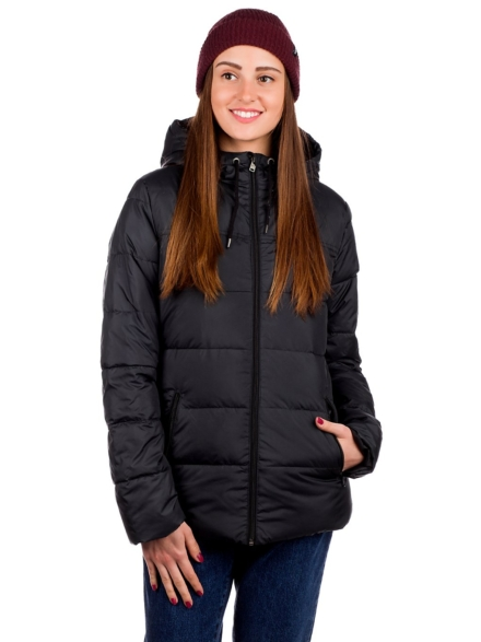 Roxy Harbor Days Insulator Ski jas zwart
