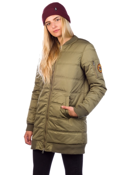 Roxy Fade Out Ski jas groen