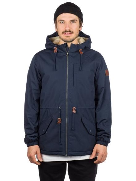 Element Stark Ski jas blauw