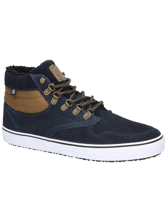 Element Topaz C3 Mid schoenen blauw