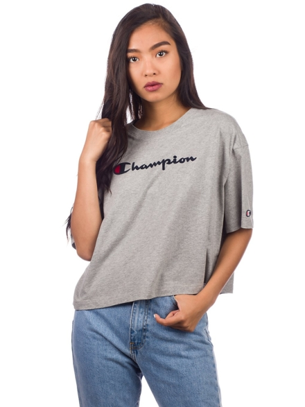 Champion New York Jersey T-Shirt grijs