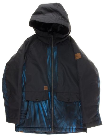 Quiksilver Travis Rice Ambition Ski jas blauw