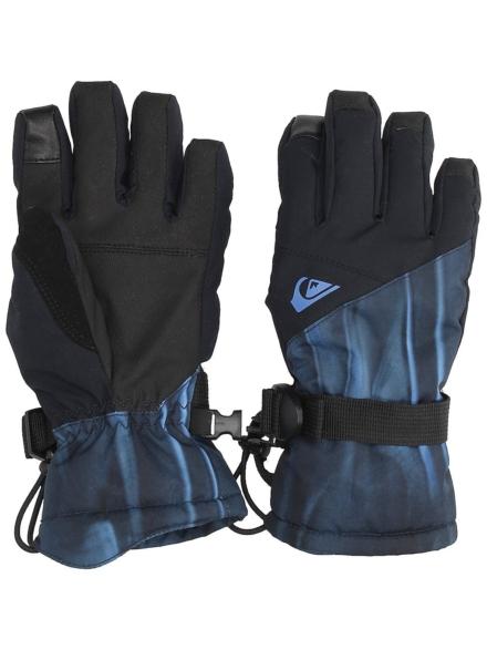 Quiksilver Mission handschoenen blauw