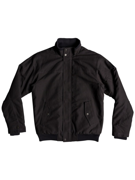 Quiksilver Brooks Full Zip Ski jas zwart