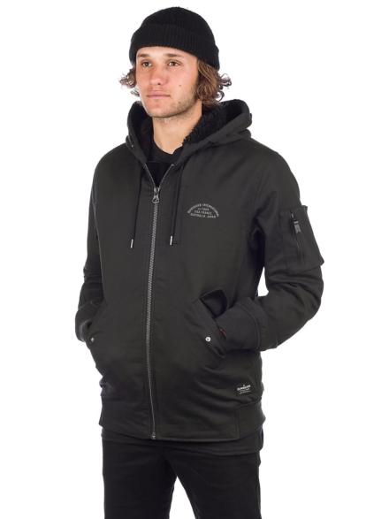 Quiksilver Hanago Ski jas zwart