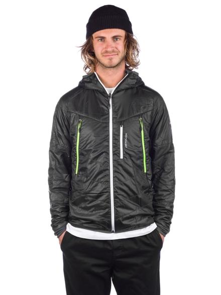 Ortovox Piz Boe Insulator Ski jas zwart