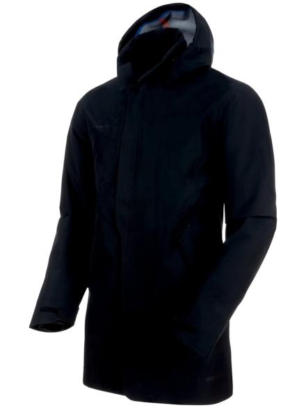 Mammut Seon 3 In 1 Hs Hooded jas zwart